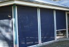 Central Coast Clear pvc blinds 3